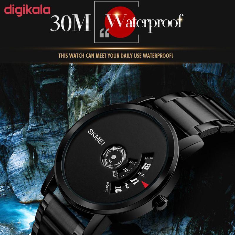 ساعت مچی عقربه ای مردانه اسکمی مدل 1260 کد BB main 1 1