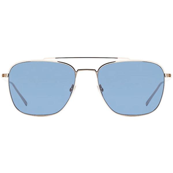 عینک آفتابی مردانه لاگوست مدل 0201S 714