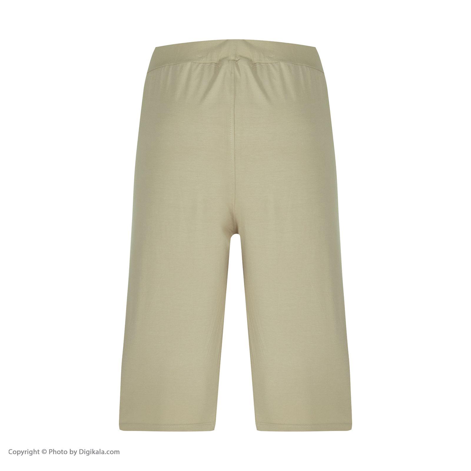 ست تی شرت و شلوارک راحتی مردانه مادر مدل 2041109-07 -  - 9