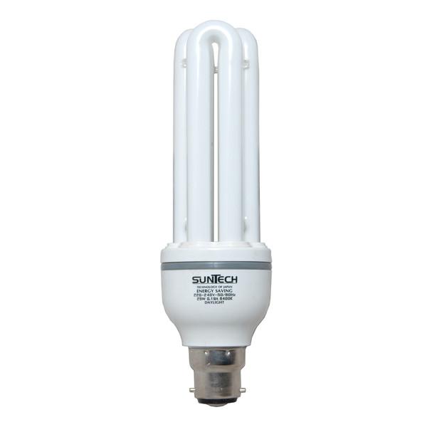 لامپ کم مصرف 25 وات سانتک مدل 012 پایه B22