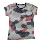تی شرت آستین کوتاه زنانه مدل 8567