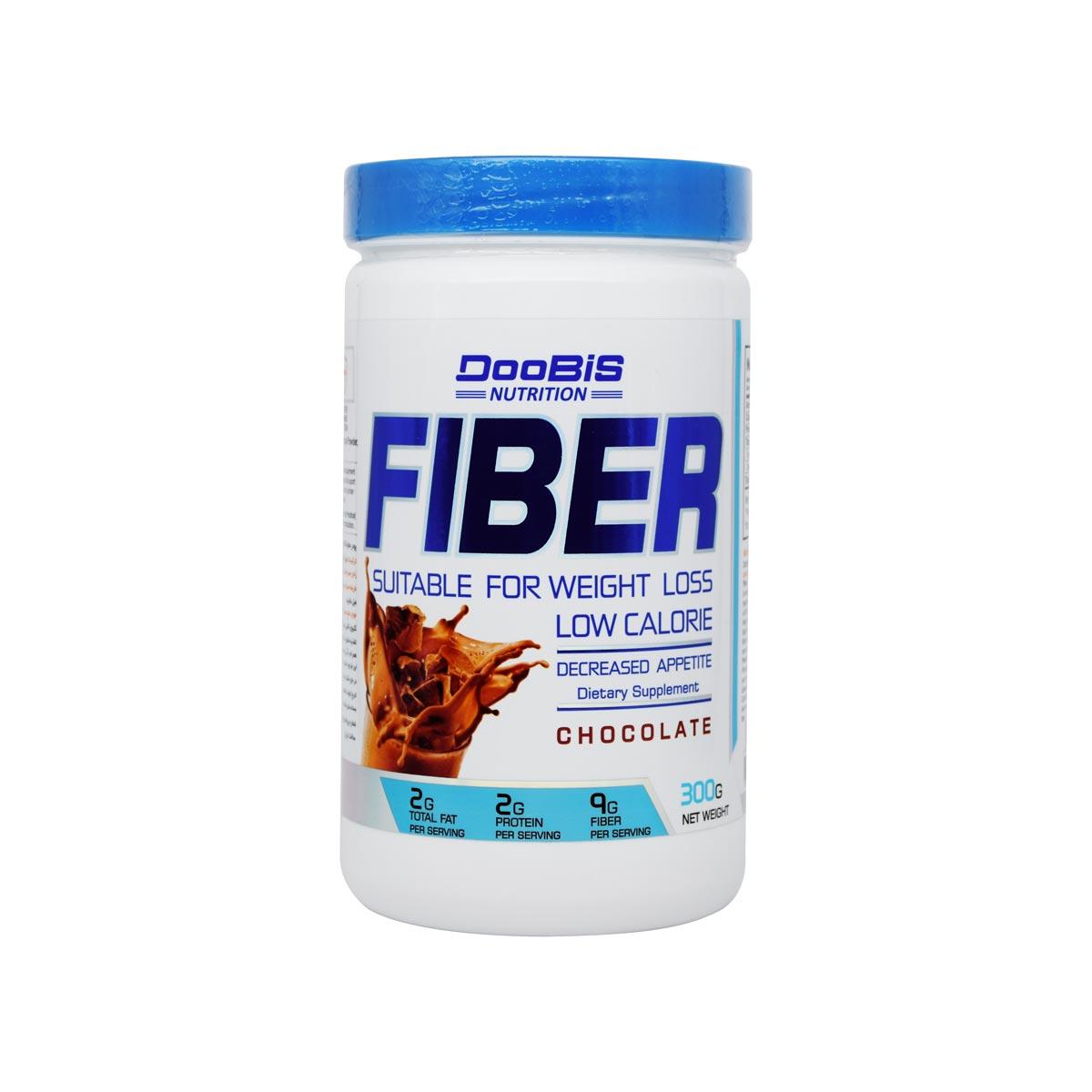 پودر فیبر دوبیس - 300 گرم