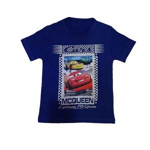 تیشرت آستین کوتاه پسرانه طرح مک کویین کد 001