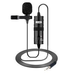 میکروفون یقه ای بویا مدل  BY-M1 A20