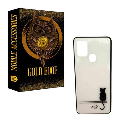 کاور گلد بوف مدل GFVISTH-2 مناسب برای گوشی موبایل سامسونگ Galaxy A21S