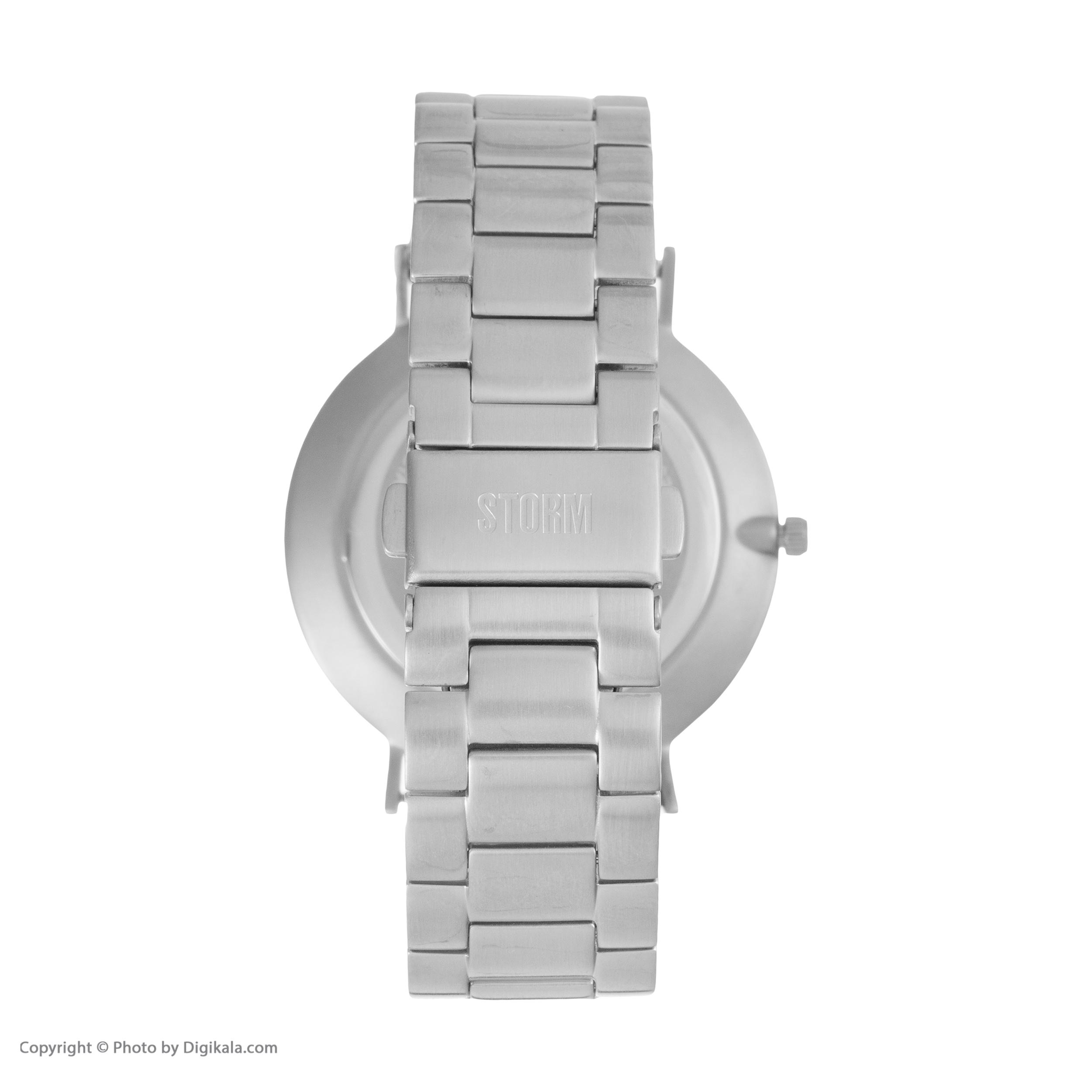 ساعت مچی عقربه ای مردانه استورم مدل ST 47362-B              ارزان
