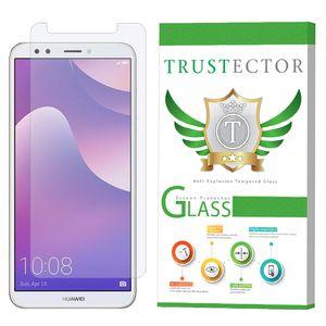 محافظ صفحه نمایش تراستکتور مدل SMP-T مناسب برای گوشی موبایل هوآوی Y7 Pro 2018