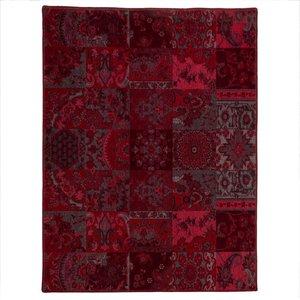 فرش پارچه ای سی فرش مدل شانل کد 11002