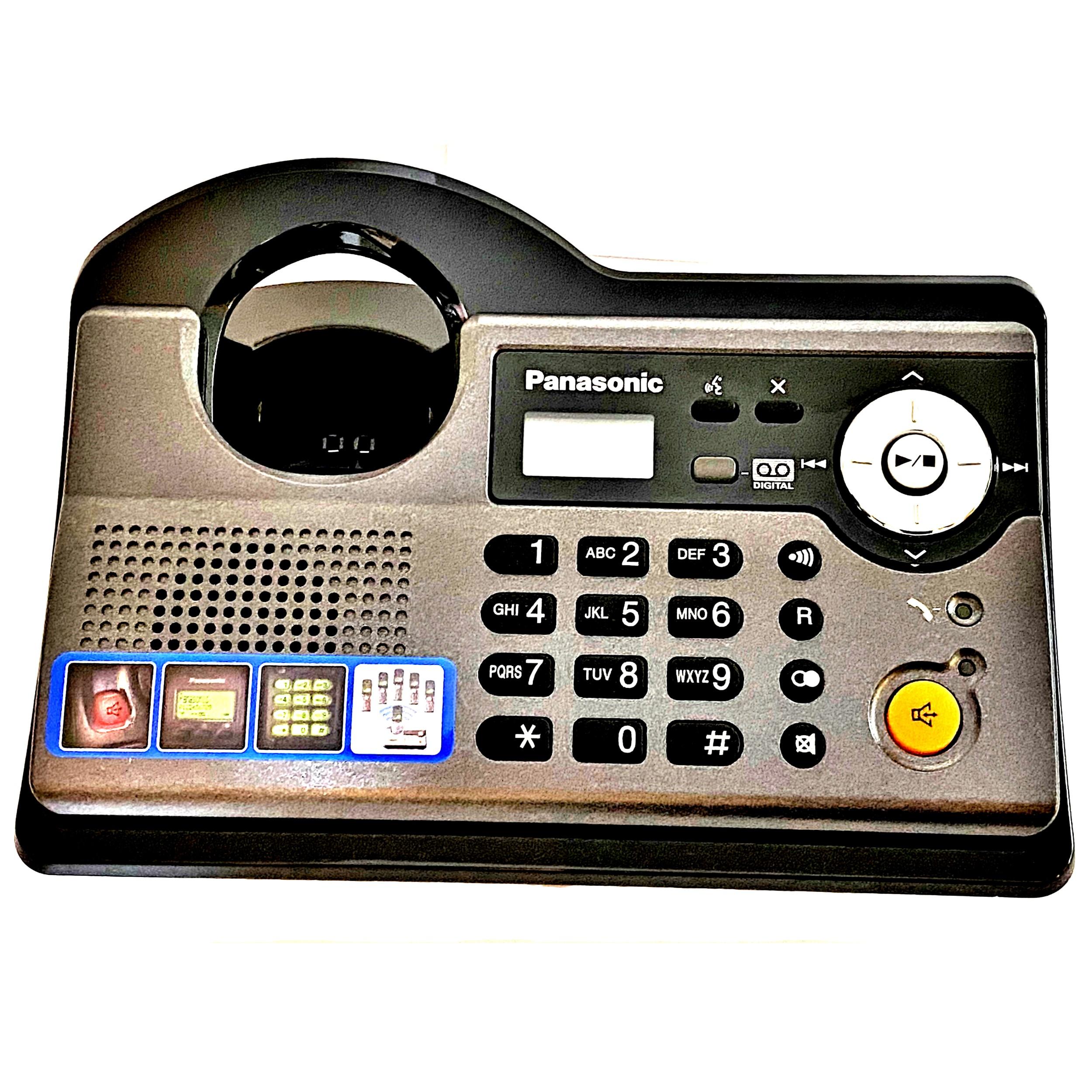 تلفن بی سیم پاناسونیک مدل KX-TG1233