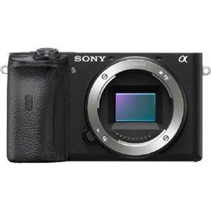 دوربین دیجیتال بدون آینه سونی مدل Alpha a6600