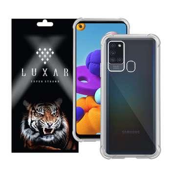 کاور لوکسار مدل UniPro-200 مناسب برای گوشی موبایل سامسونگ Galaxy A21s
