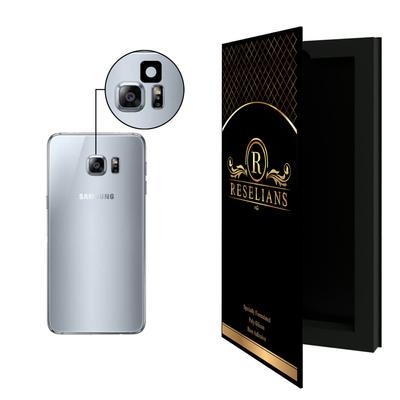 محافظ لنز دوربین نانو رزلیانس مدل RBL مناسب برای گوشی موبایل سامسونگ Galaxy S6