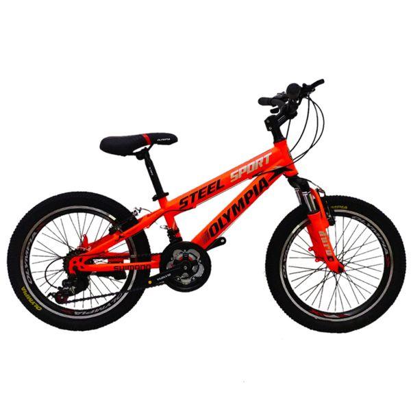 دوچرخه کوهستان المپیا مدل SPORT STEEL سایز 20