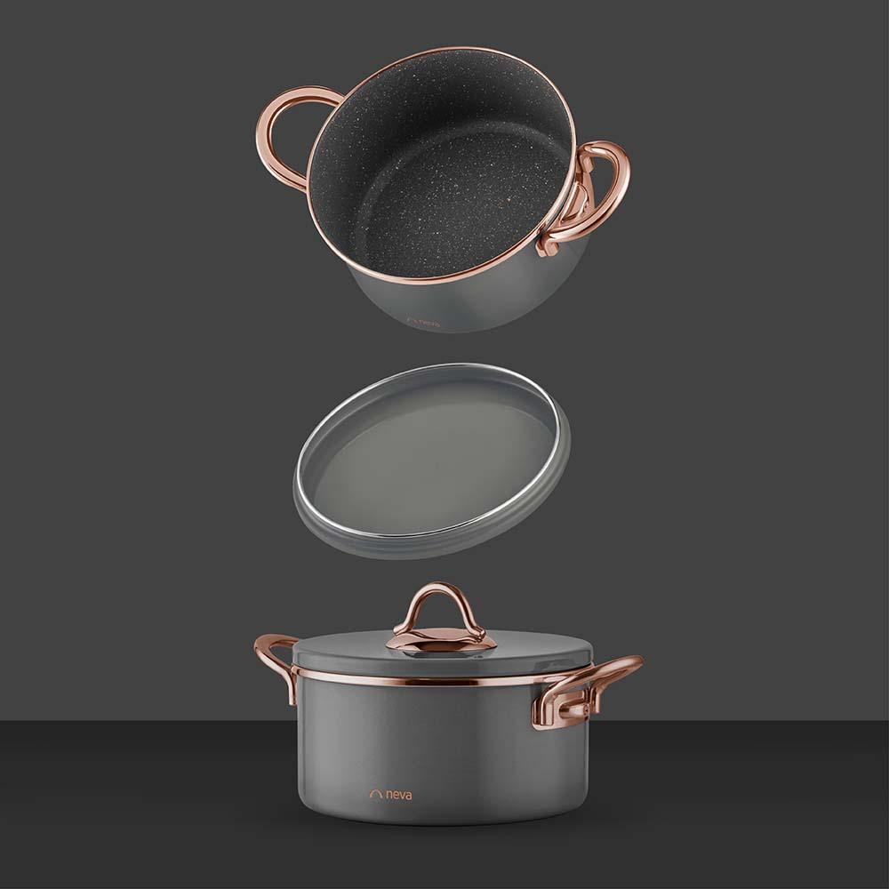 سرویس پخت و پز 8 پارچه نوا مدل  GR