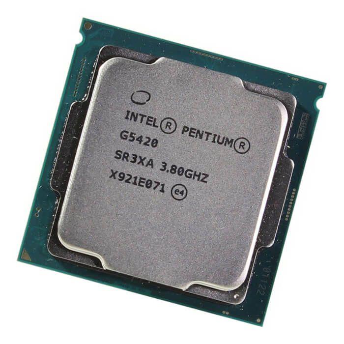 پردازنده اینتل مدل G5420
