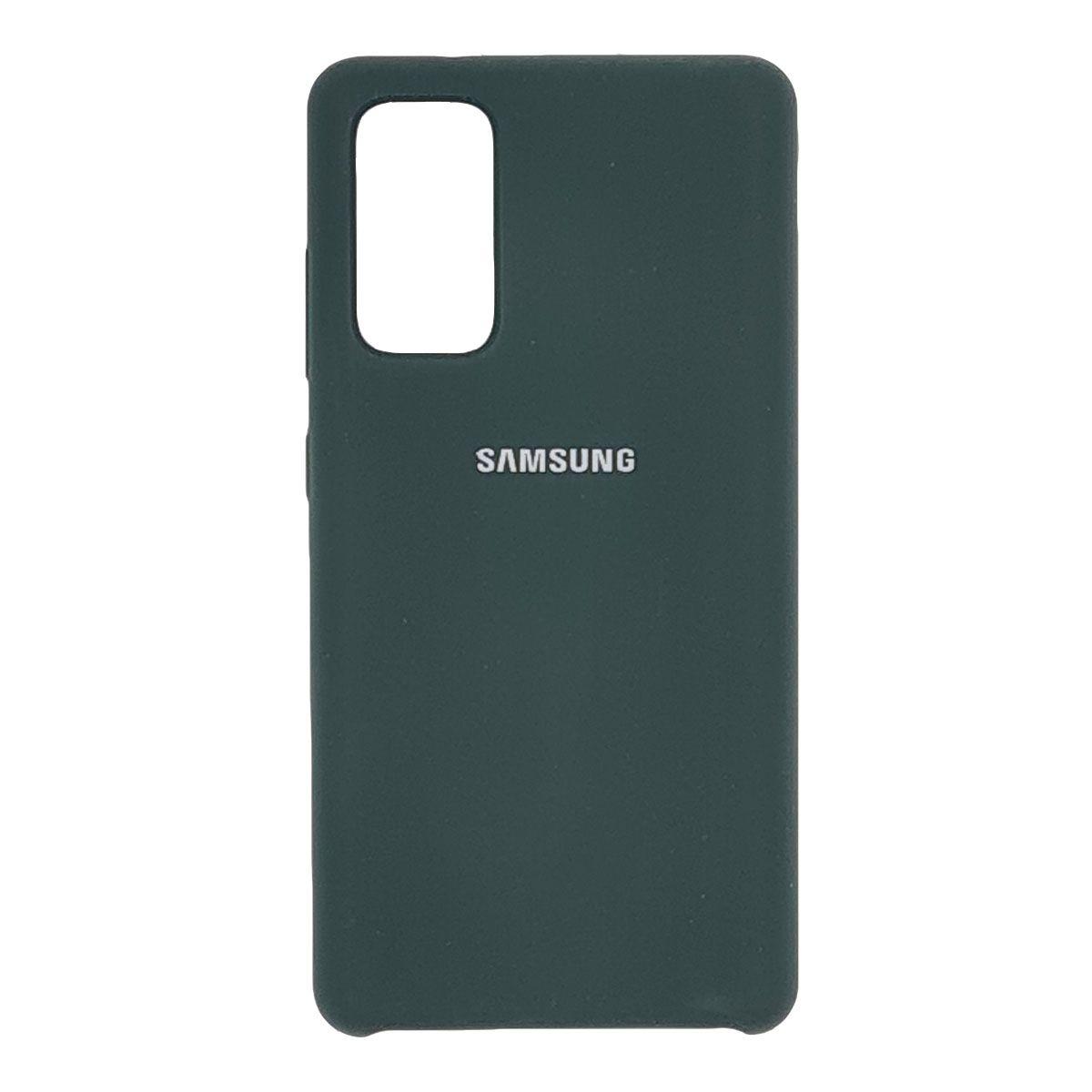 کاور مدل Sillic مناسب برای گوشی موبایل سامسونگ Galaxy S20 FE                     غیر اصل