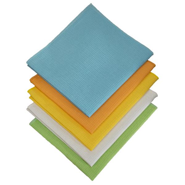 دستمال آشپزخانه مدل zanboori بسته 5 عددی