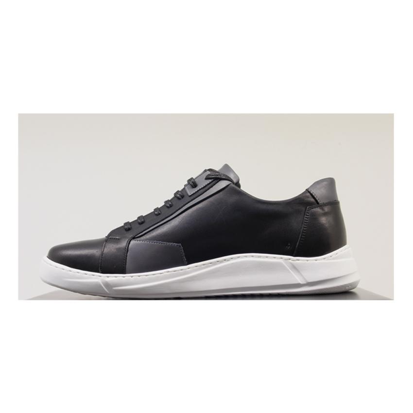 CHARMARA leather men's casual shoes , sh022 Model