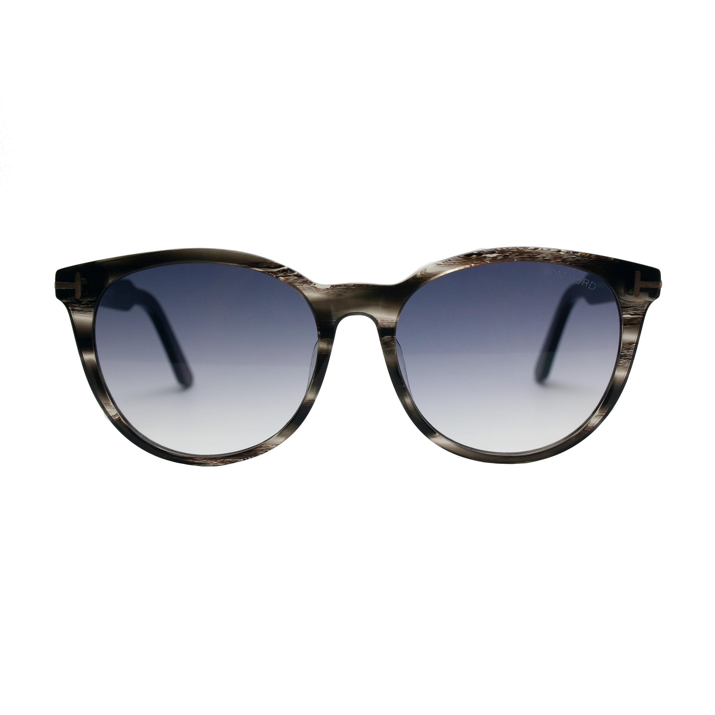 عینک آفتابی تام فورد مدل FT0763 GRAY