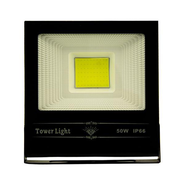 پروژکتور ال ای دی 50 وات تاور لایت کد TWIP66