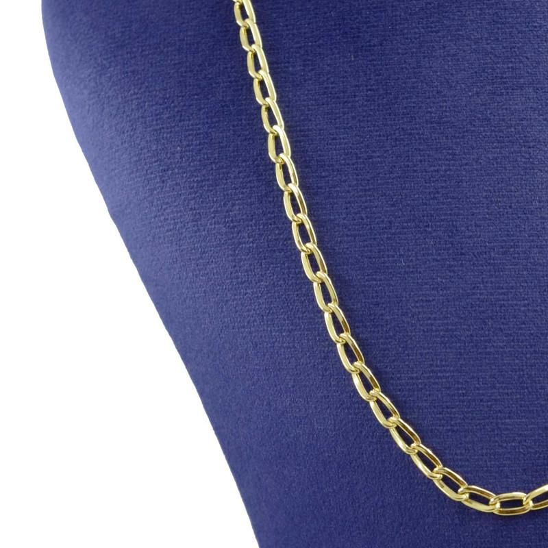 زنجیر طلا 18 عیار زنانه کانیار گالری مدل2