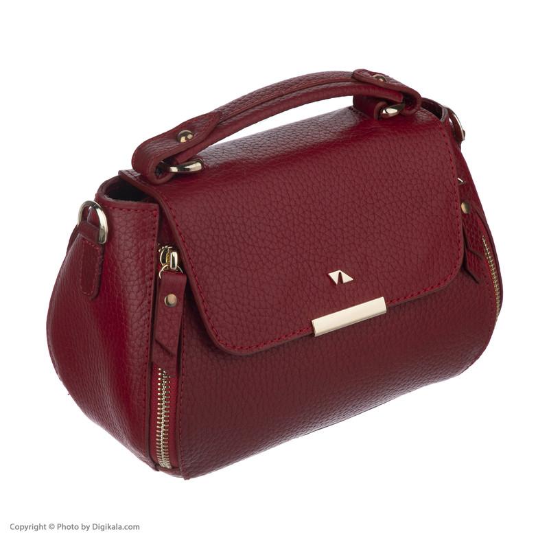 کیف دستی زنانه چرم مشهد مدل S5103-083