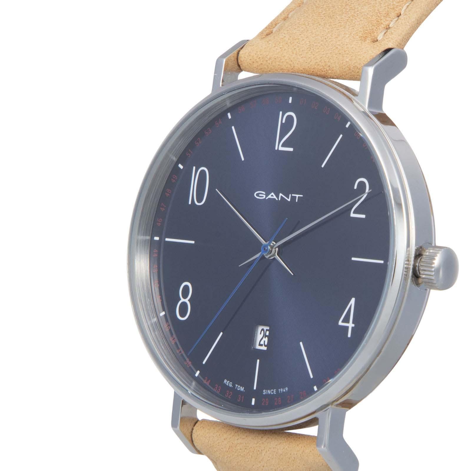 ساعت مچی عقربهای مردانه گنت مدل GT034002