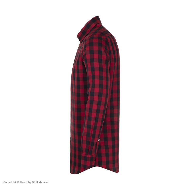 پیراهن مردانه اکزاترس مدل I012004133360002-133
