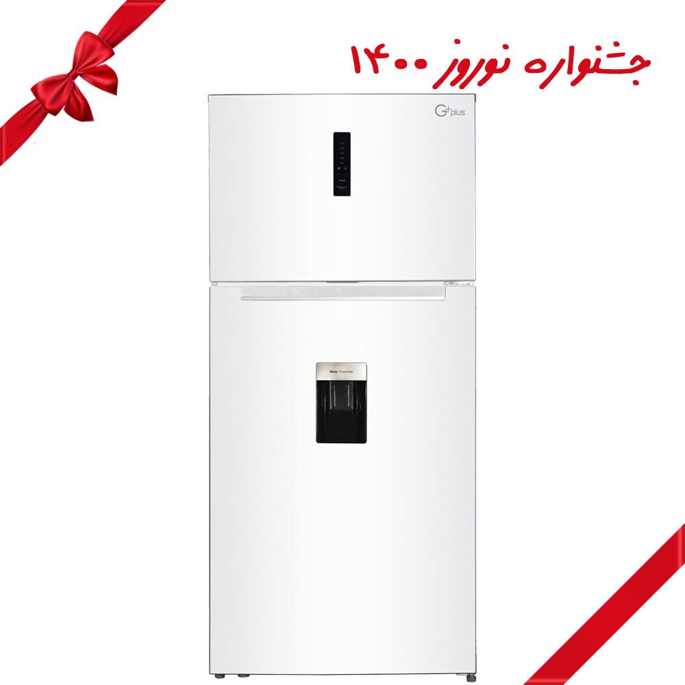 یخچال و فریزر جی پلاس مدل GRF-K517W