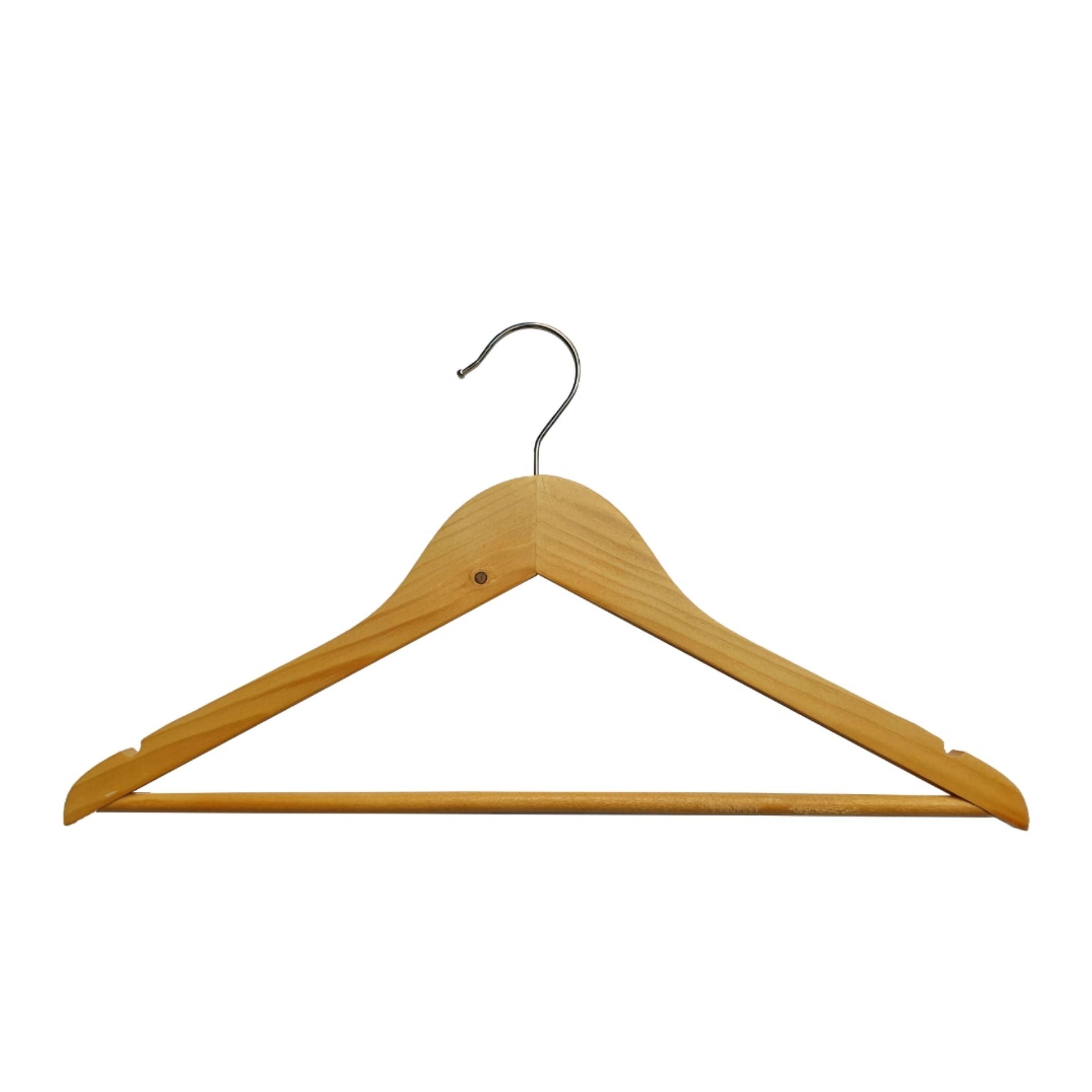 چوب لباسی مدل آراد بسته 4 عددی