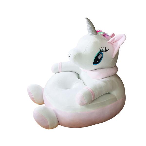کاناپه کودک مدل اسب تک شاخ