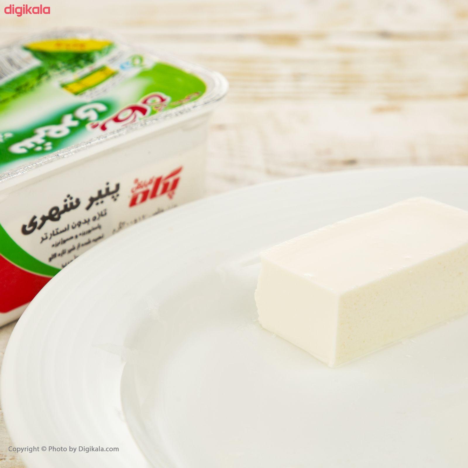پنیر شهری پگاه مقدار 300 گرم main 1 6