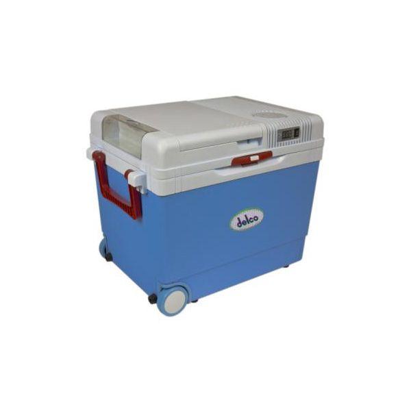 یخچال سرد و گرم خودرو دلکو مدل EC-985