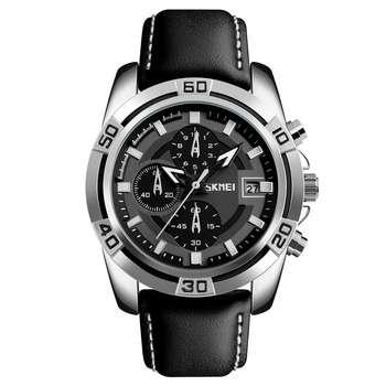 ساعت مچی عقربه ای مردانه اسکمی مدل 05-9156