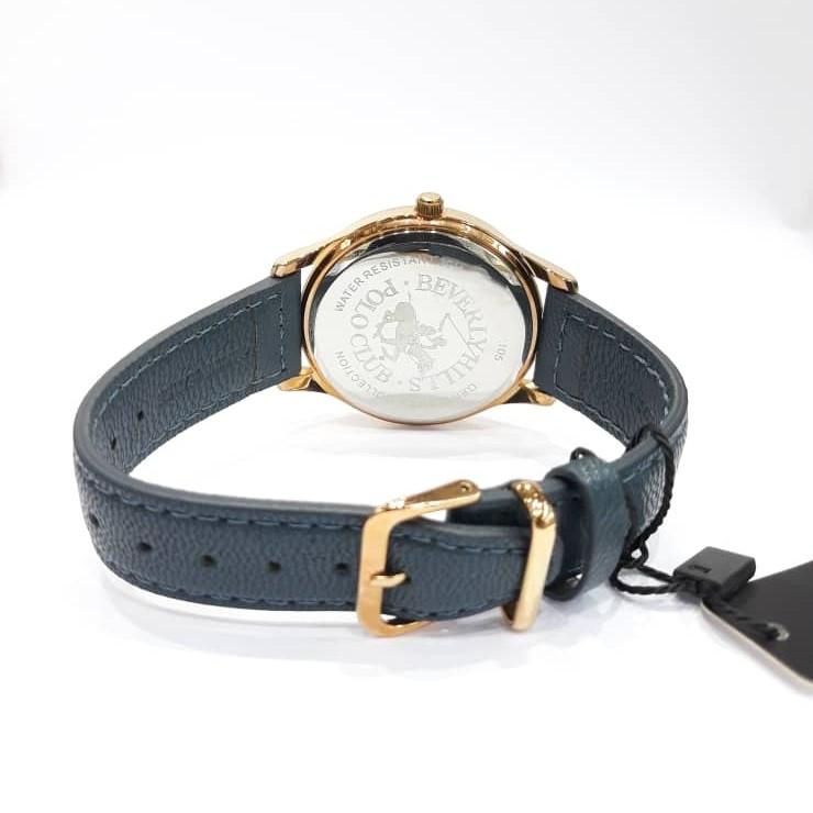 ساعت مچی عقربهای مردانه بورلی هیلز پولو کلاب مدل BH2105-04