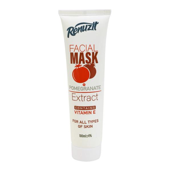 ماسک صورت رینوزیت مدل انار  حجم 100 میلی لیتر