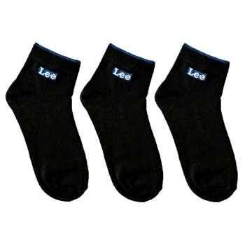 جوراب زنانه کد F100 بسته 3 عددی