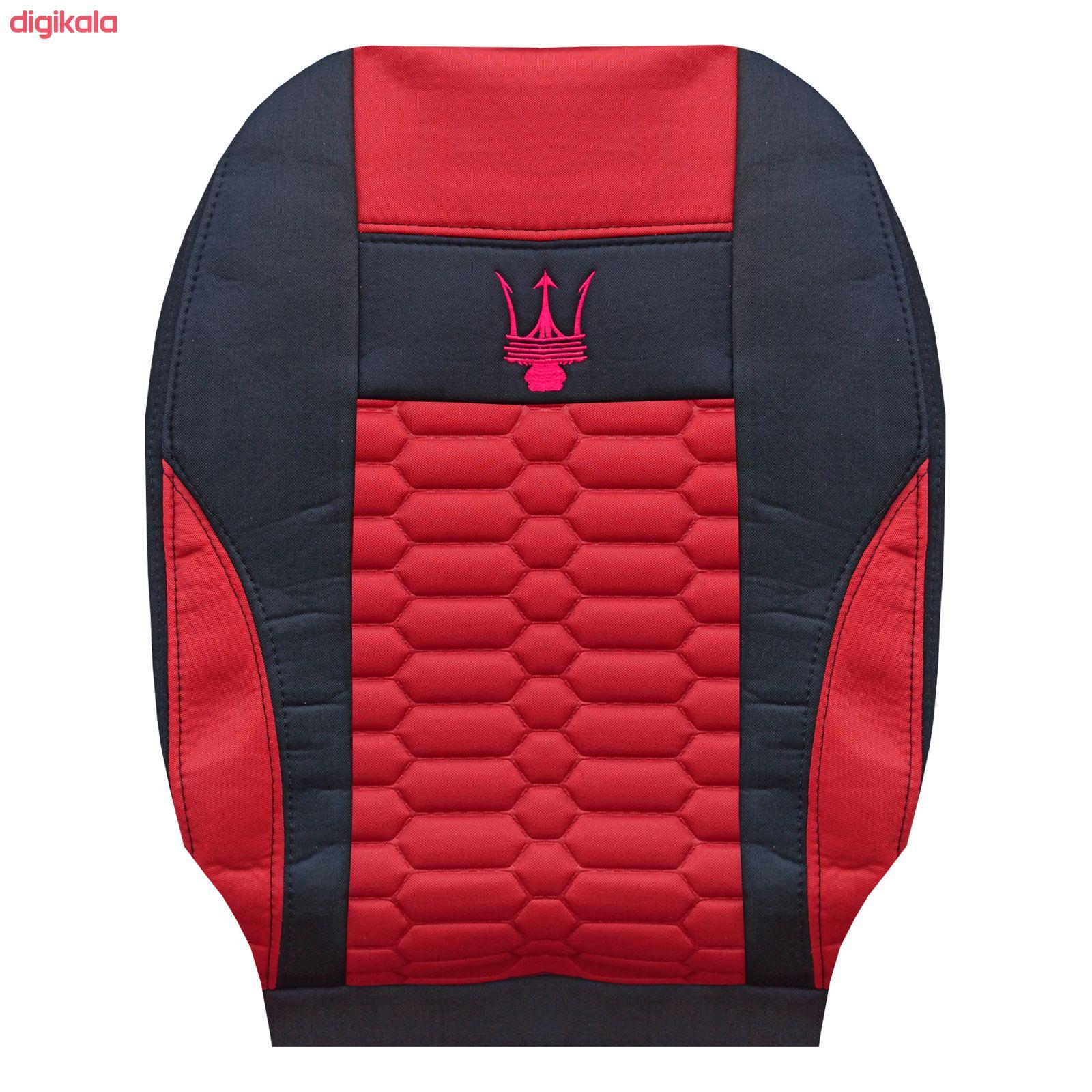 روکش صندلی خودرو مدل SAR003 مناسب برای پراید 131 main 1 4