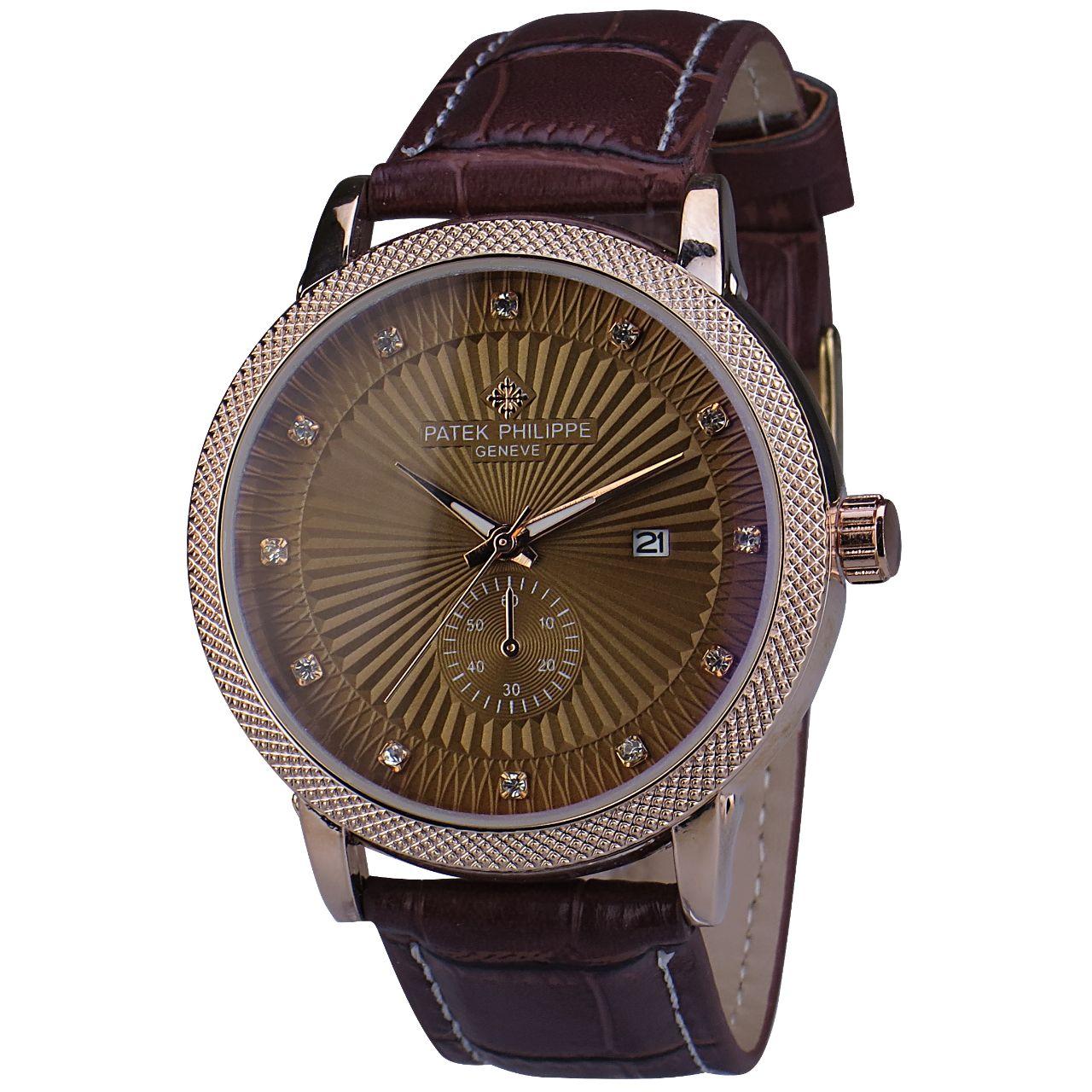 قیمت                      ساعت مچی عقربهای مردانه مدل P.K.P D001