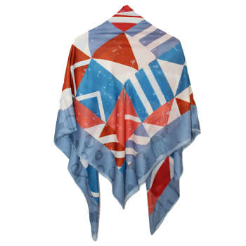 روسری زنانه فالکون کد D155