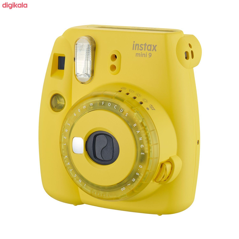 دوربین عکاسی چاپ سریع فوجی فیلم مدل Instax Mini 9 Clear main 1 21