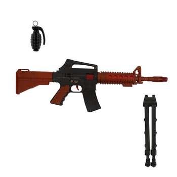 تفنگ بازی گلدن گان مدل naabsell-p150 مجموعه 3 عددی