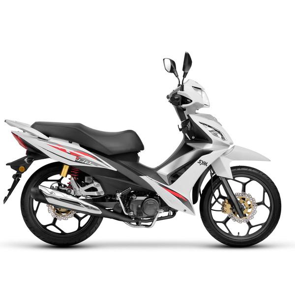 موتور سیکلت گلکسی اس وای ام مدل SR130 حجم 130 سی سی