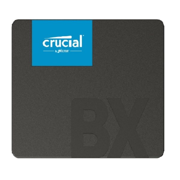 اس اس دی اینترنال کروشیال مدل bx500 ظرفیت 1 ترابایت