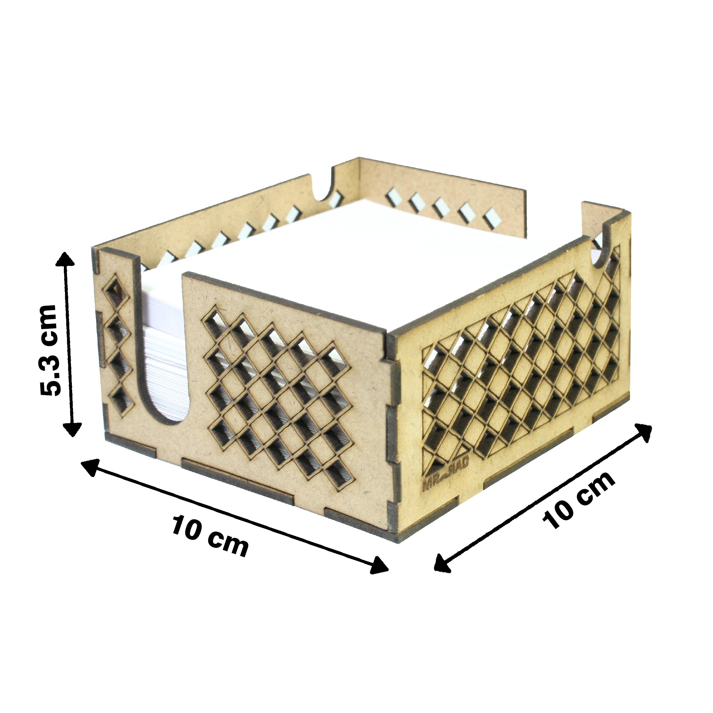 جای کاغذ یادداشت FG مدل پاتریکس کد 1424 به همراه کاغذ