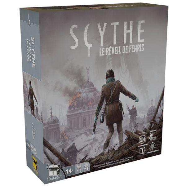 بازی فکری مدل Scythe: The Rise Of Fenris