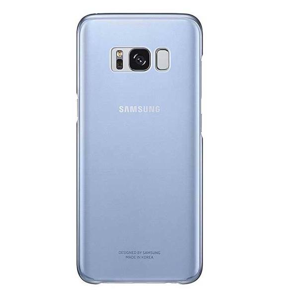 کاور سامسونگ مدل clear cover مناسب برای گوشی موبایل سامسونگ Galaxy S8