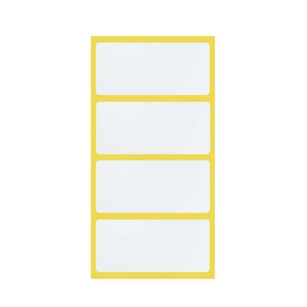 برچسب مدل کاغذ یادداشت چسب دار کد ۴