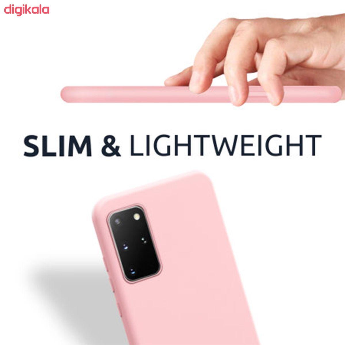 کاور مدل PHSIILK مناسب برای گوشی موبایل سامسونگ Galaxy S20 FE main 1 4