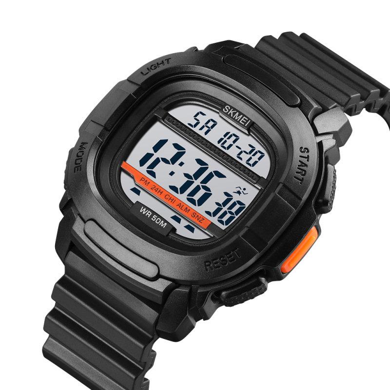 ساعت مچی دیجیتال مردانه اسکمی مدل 1657GR